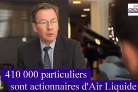 Actionnaire Air Liquide