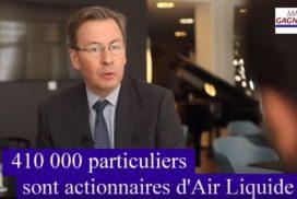 Actionnaire Air Liquide
